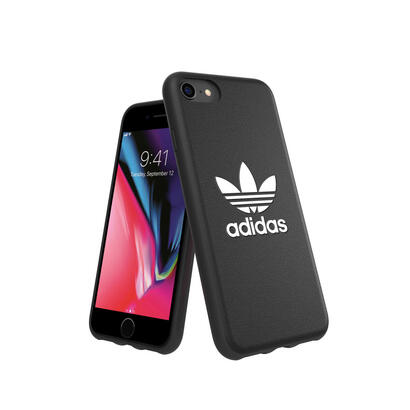 carcasa-adidas-moulded-case-basic-fw-18-negroblanco-compatible-con-iphone-66s78