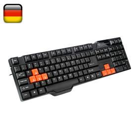 teclado-genesis-r11-ger-layout
