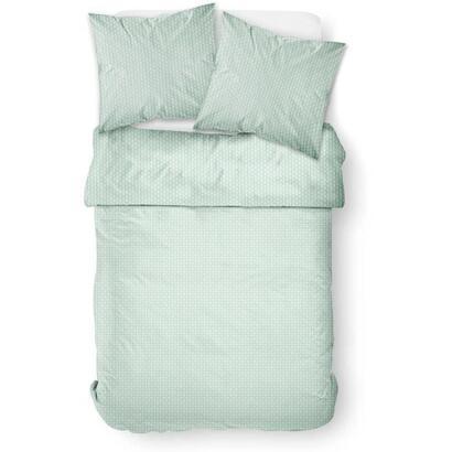 today-scandi-bed-set-1-funda-nordica-140-x-200-cm-1-funda-de-almohada-63-x-63-cm-100-algodon-57-hilos-verde
