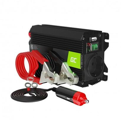 green-cell-car-power-inverter-12v-300w600w-mit-usb-anschluss-negro
