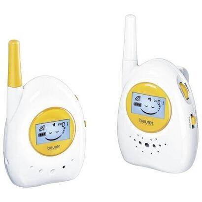 vigilabebes-beurer-by-84-baby-monitor-modo-eco-864mhz-alcance-800m-2-canales-pantalla-lcd-control-volumen-baja-radiacion-3aaa