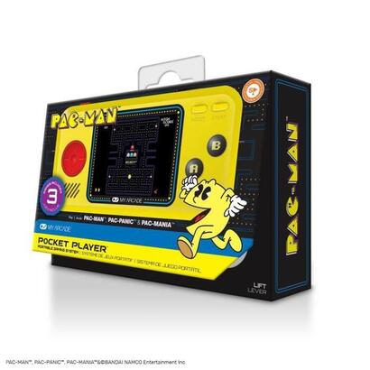 my-arcade-retro-handheld-pac-man