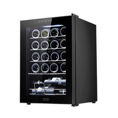 vinoteca-cecotec-grand-sommelier-20000-black-compressor-20-botellas
