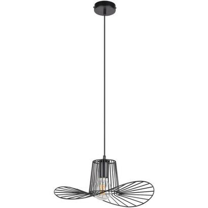 lampara-colgante-alambre-de-metal-h-118-cm-negro