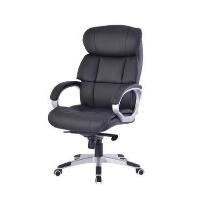 silla-ejecutiva-beary-altura-ajustable-imitacion-negra-l-75-x-p-65-x-h-114-124-cm