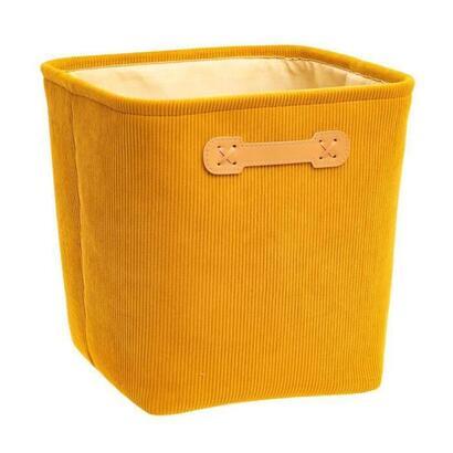 caja-de-almacenamiento-31x31-cm-terciopelo-amarillo