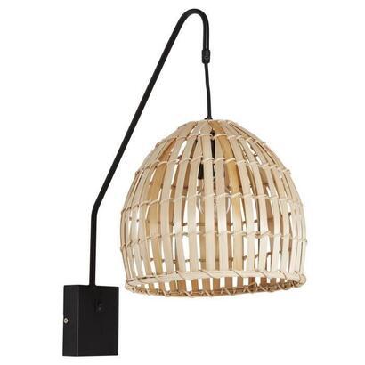aplique-de-pared-pantalla-de-bambu
