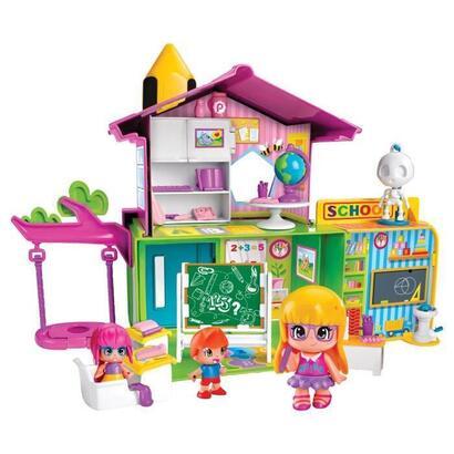 pinypon-la-escuela-pinypon-y-3-figuras-accesorios-incluidos