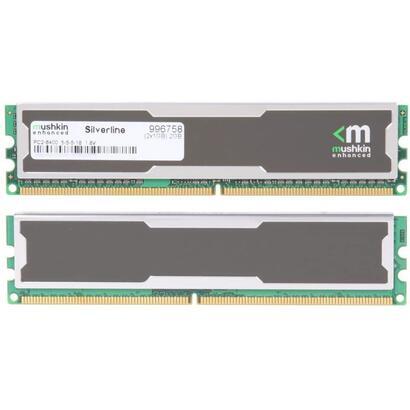 mushkin-silverline-modulo-de-memoria-2-gb-2-x-1-gb-ddr2-800-mhz