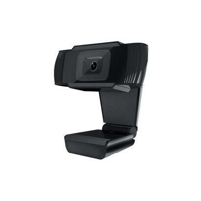 webcam-approx-w620pro-usb-20-negro-1080p30fpsmicro-integradousb-20plug-and-play-appw620pro