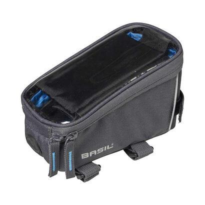 bolsa-para-bicicleta-basil-sport-design-frame-bag-1l-graphite
