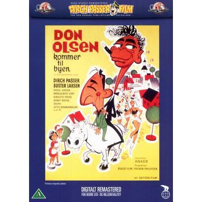 don-olsen-kommer-til-byen-dvd