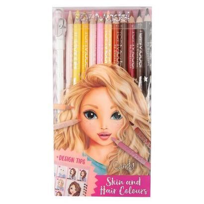 top-model-lapices-de-colores-para-la-piel-y-el-cabello-045678
