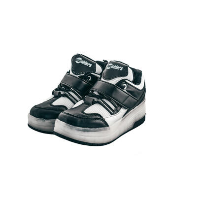 outsiders-roller-shoes-blacksilver-size-34