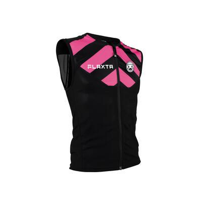 flaxta-junior-protection-vest-pink-m