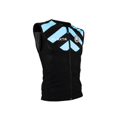flaxta-junior-protection-vest-blue-s