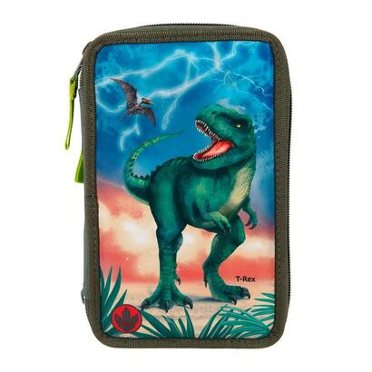 dino-world-trippel-pencil-case-wled-11288