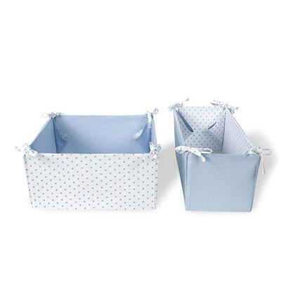 vinter-bloom-cajas-de-almacenamiento-vichy-placid-blue