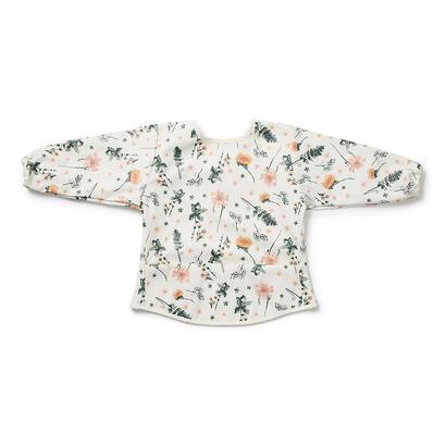 detalles-de-elodie-babero-de-manga-larga-para-bebe-meadow-blossom