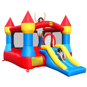 happy-hop-bouncy-castle-bouncer-with-slide-9017