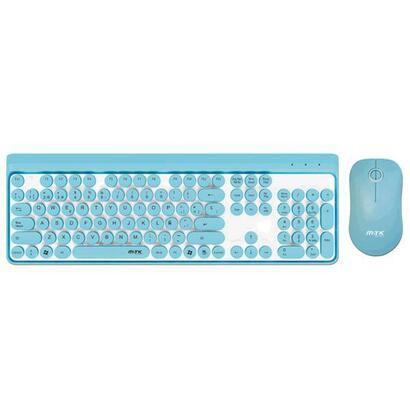 combo-teclado-raton-inalambrico-gt646-azul-16-canales