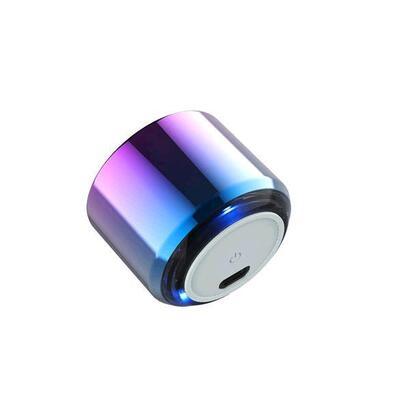 mini-altavoz-metal-bluetooth-criso-f6641-4w-tws-luz-led-rojo-one