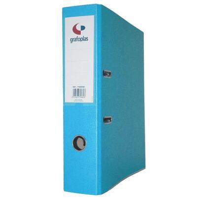 grafoplas-archivador-con-palanca-de-65mm-din-a4-grafcolor-azul-carton-de-25-mm-forrado-en-pp