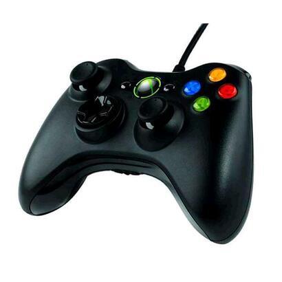 mando-xbox-360-pc-con-cable-negro-compatible