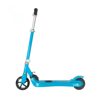 patinete-electrico-scooter-infantil-olsson-fun-azul-ruedas-5-127cm-motor-100w-display-bat-22v2ah-plegable