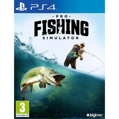 pro-fishing-simulator