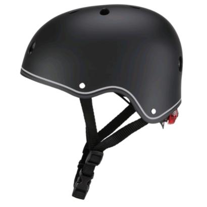 globber-casco-primo-lights-48-53-cm-negro-505-120