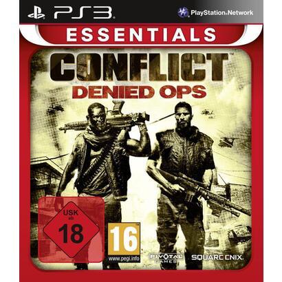 conflict-denied-ops-essentials