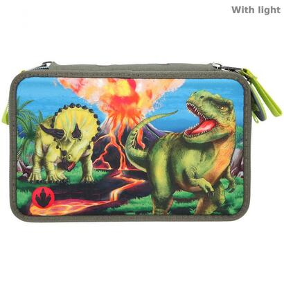 dino-world-trippel-pencil-case-wled-0411460