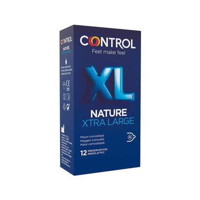 control-preservativos-nature-xl-12uds