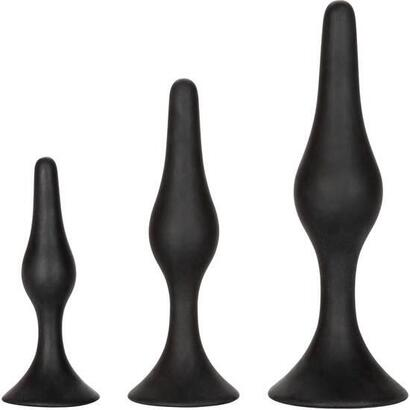 kit-de-iniciacion-anal-silicona-negro