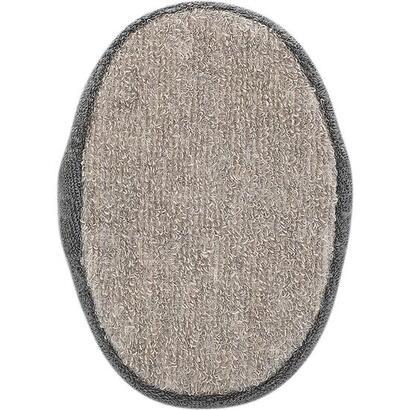 esponja-de-bano-ovalada-gris