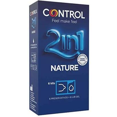 control-preservativos-nature-con-lubricante-6uds