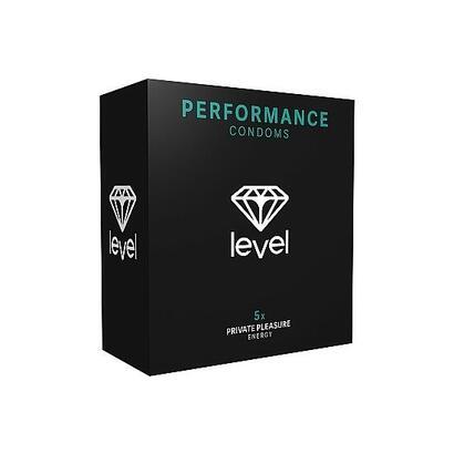 preservativos-level-performance-condoms-5uds