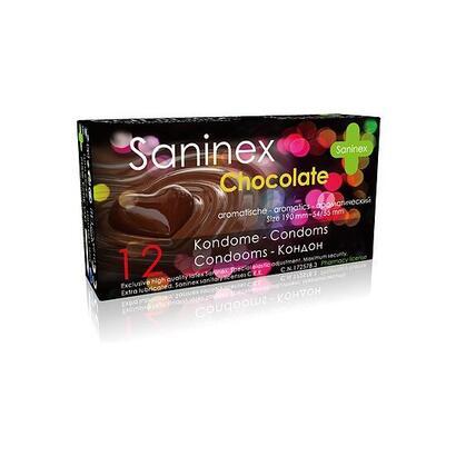 saninex-preservativos-chocolate-12uds