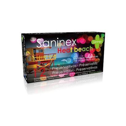 saninex-preservativos-heat-beach-12uds