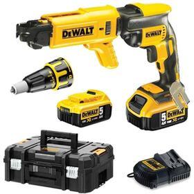 atornillador-panel-yeso-sin-escobillas-xr-18v-con-2-baterias-li-ion-5ah-cargador-rapido-de-tornillos-y-y-maletin-tstak-dcf62