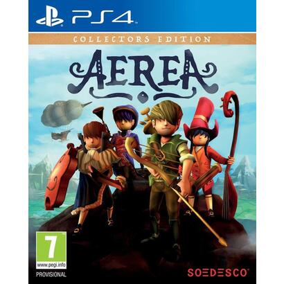 aerea-collector-s-edition