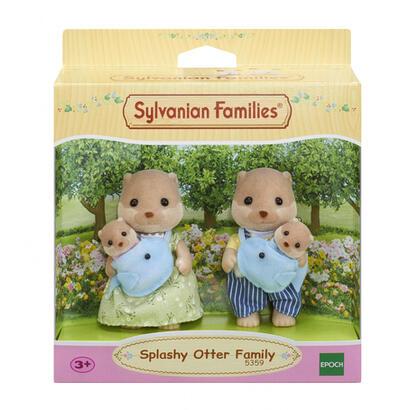 sylvanian-families-otter-familie-plansch-konstruktionsspielzeug