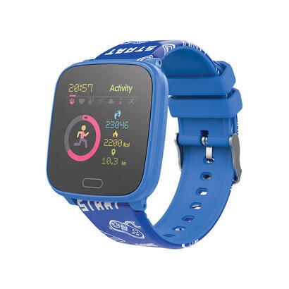 forever-igo-jw-100-waterproof-smartwatch-for-kids-blue