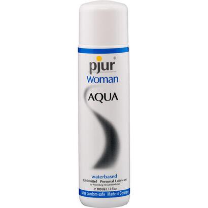 pjur-woman-aqua-100-ml