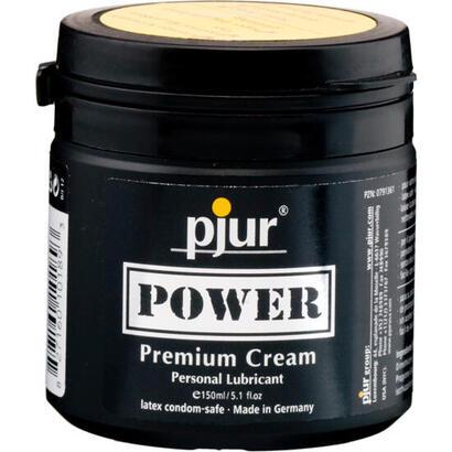 pjur-power-lubricante-150-ml