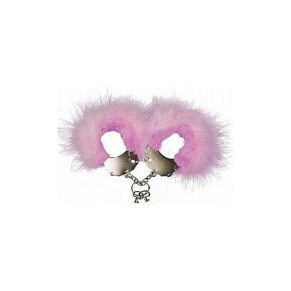 esposas-metal-con-plumas-rosa