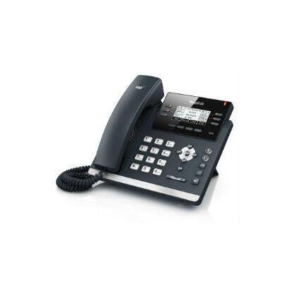 telefono-ip-yealink-t42s-ms-skype-empresarial-poe