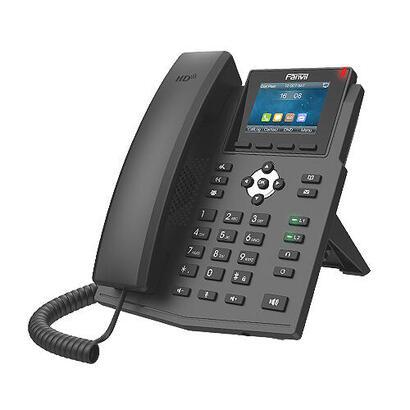 fanvil-ip-telefon-x3sg-schwarz