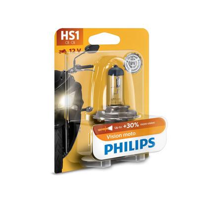 bombilla-halogena-philips-moto-vision-hs1-12v-35w